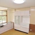 半世紀以上前のキッチンを新しく改修
